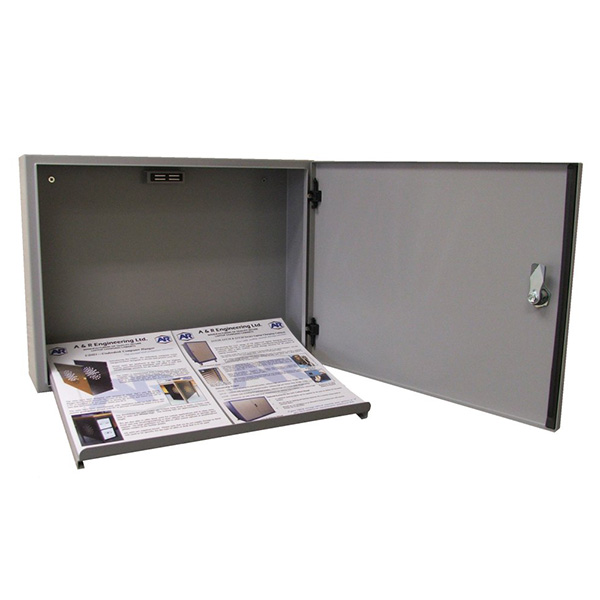 Ref: 0009 - A3 document wall cabinet