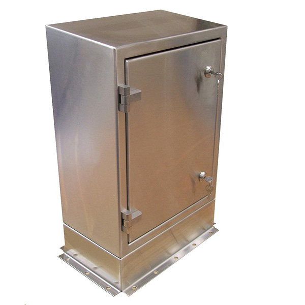 Ref 0041 - HD Stainless Cabinet