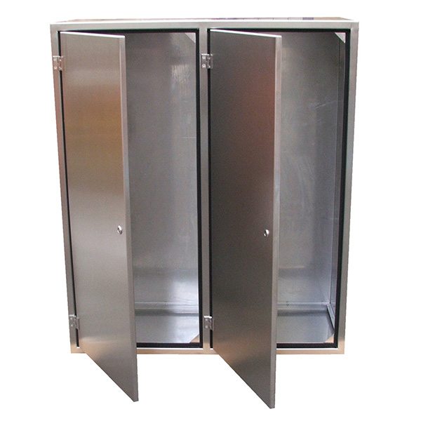 Ref 0060 - Stainless Locker