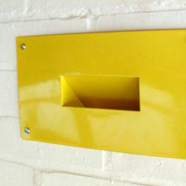 Ref: 0027 - drop off key safe