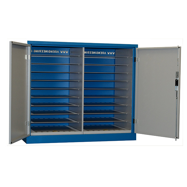 Ref: 0049 - office storage steel cabinet
