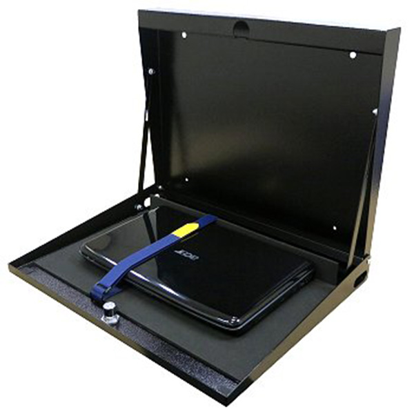 Ref: 0003 - wall mounted laptop cabinet