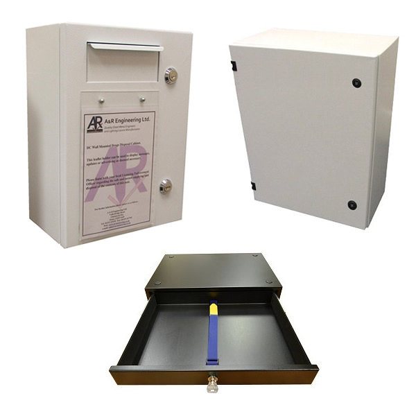 Standard Products Metal Cabinets Pc Security Drug
