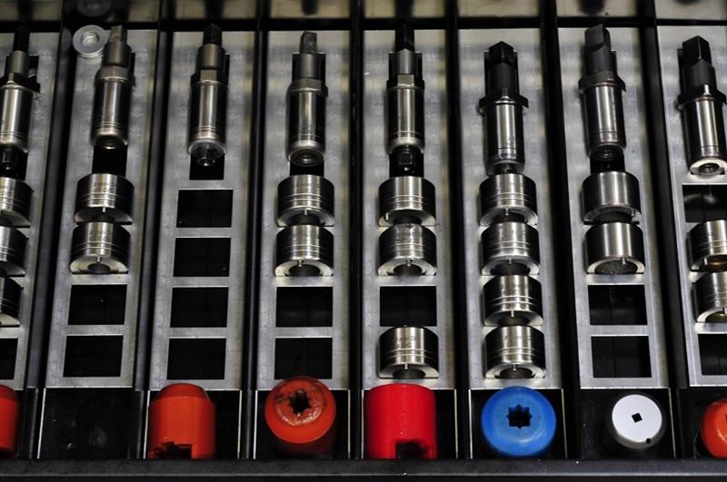 Turrett press tooling 1