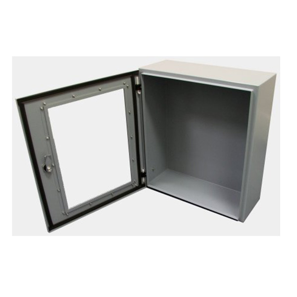Ref: 0006 - perspex window cabinet