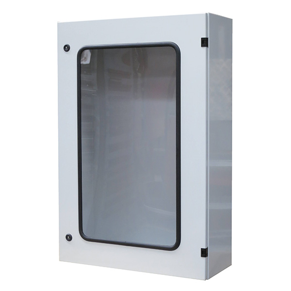 Ref 0008 - Cabinet with gasket window