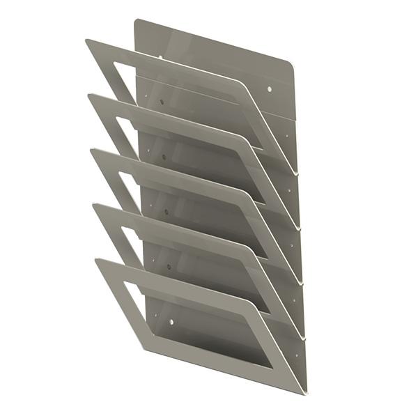 Ref: 0043 – Magazine wall racks