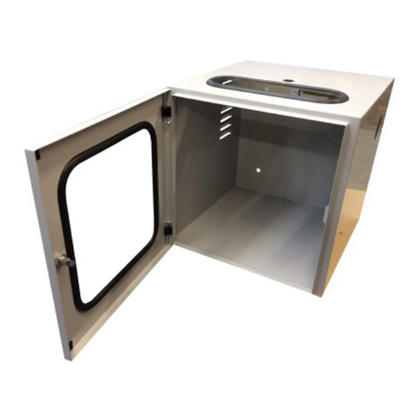 Ref: 0011 - bespoke glass door cabinets