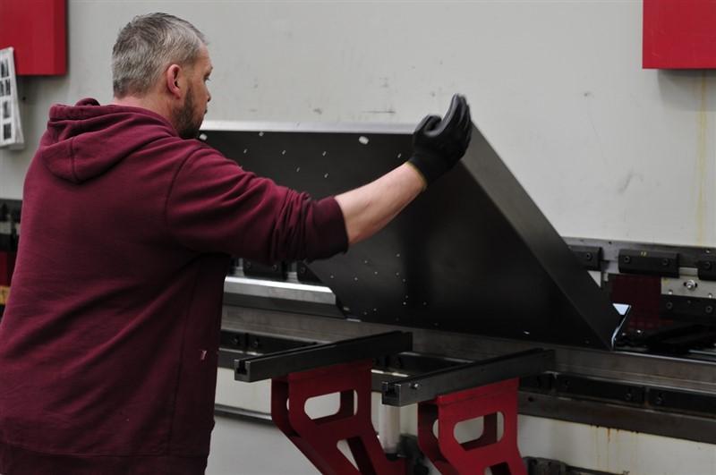 Sheet Metal Folding Cnc Presses A Amp R Engineering