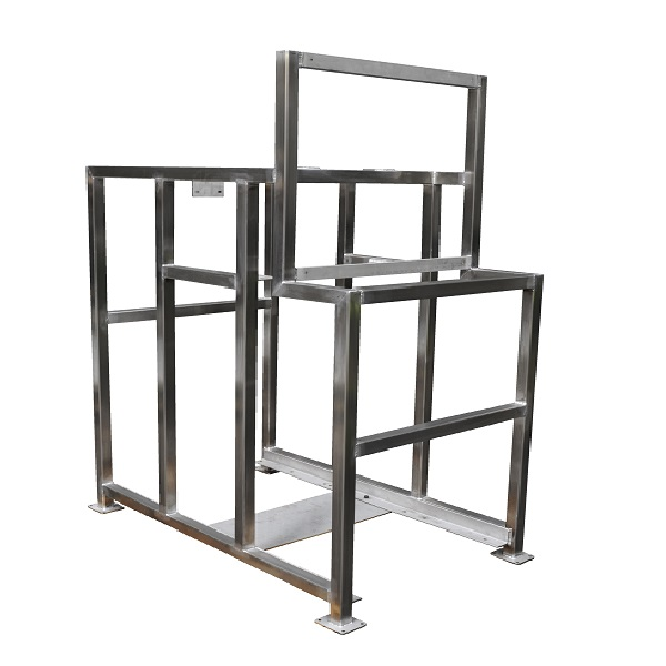 Ref: 0070 – Stainless steel frame